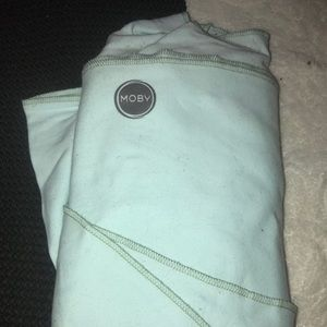 Moby baby wrap